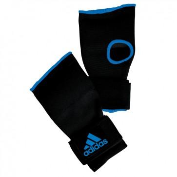 adidas Innenhandschuh mit Futter CrossBoxen Schwarz/Blau