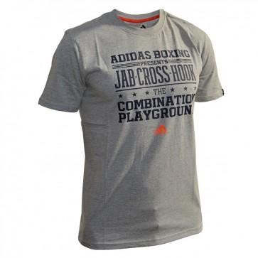 adidas Graphic T-Shirt Jab-Cross-Hook