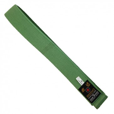 Budoband Groen 280cm