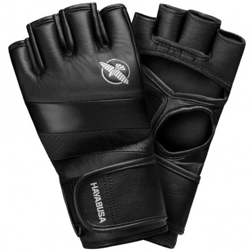 Hayabusa T3 MMA Handschuhe schwarz