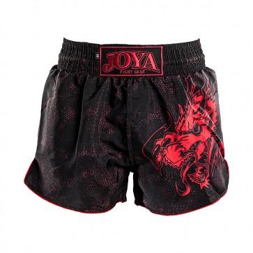 Joya Kids Kickboksbroek Dragon Rood