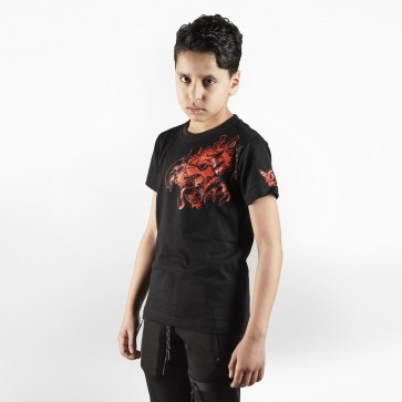 Joya Kids T-Shirt Dragon Rood