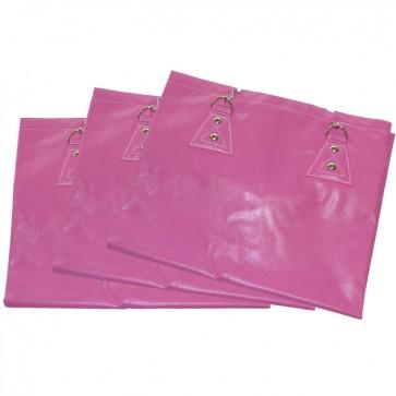 Luxury Bokszak roze (ongevuld)
