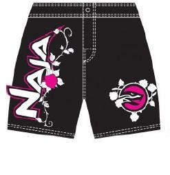 Naja MMA Short Girls Only Extra Large
