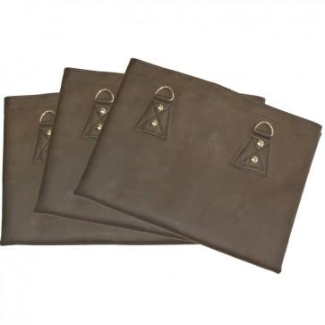 Pro Luxury Boxsack Braun (ungefüllt)