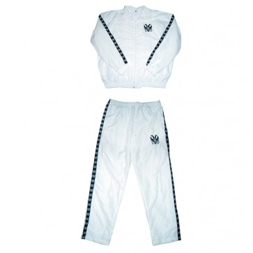 TUF Wear Trainingsanzug weiß