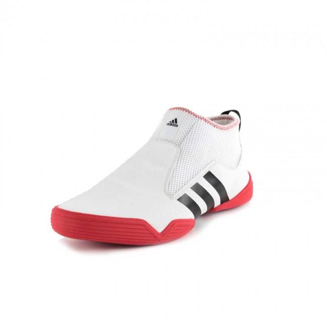 adidas Taekwondo Schuhe The Conestant Weiß Rot