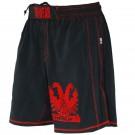 TUF Wear MMA Shorts Schwarz