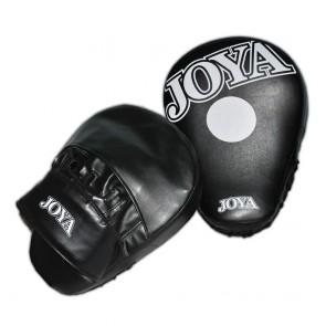 071001-BL-STD Joya Gebogen Handpads PU Zwart