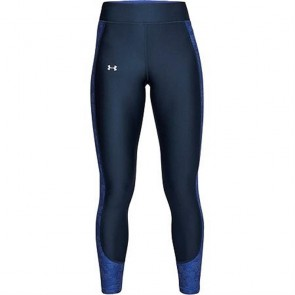 Under Armour Damen Leggings HeatGear Armour Ankle Crop Blue