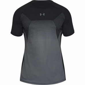 Under Armour Herren T-Shirt Threadborne Vanish Black