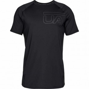 Under Armour Herenshirt MK-1 Graphic Zwart