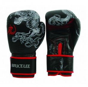 Bruce Lee Dragon (Kick)Boxhandschuhe