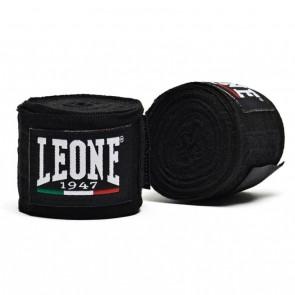 Leone Bandages Zwart 4.5m