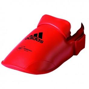 adidas WKF Fußschutz  Rot