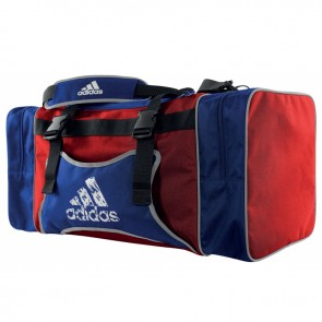 adidas TKD Body protector Team Bag Blauw/Rood
