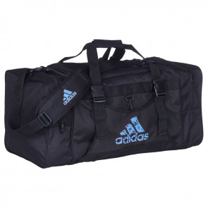 adidas TKD Body protector Team Bag Zwart/Blauw