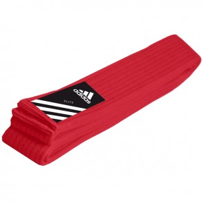 adidas Judoband Elite 45 mm Rood