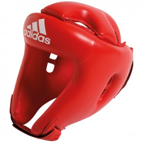 adidas Rookie Kopfschutz Rot L