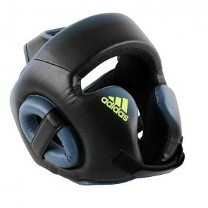 adidas Speed Headguard Schwarz / Gelb