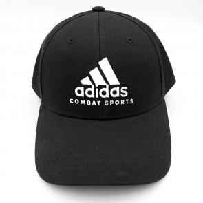 adidas Snap-Back Cap Combat Black/ White