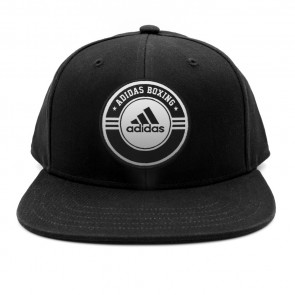 adidas Snap-Back Cap Patch Boxing Black/ White