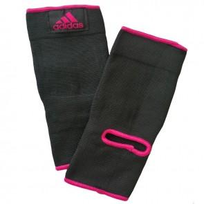adidas Knöchelschutz Schwarz / Pink