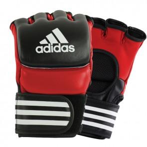 adidas Ultimate MMA Handschoenen Rood/Zwart