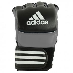 adidas Ultimate MMA Handschuhe Schwarz/Silber