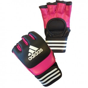 adidas Ultimate MMA Handschuhe Pink