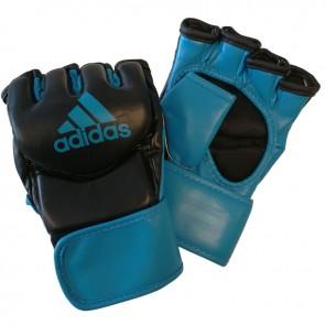 adidas Traditional Grappling Gloves Schwarz / Blau