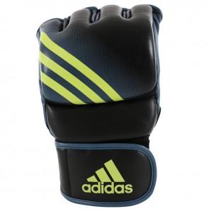 adidas Speed MMA Handschuhe Schwarz / Gelb