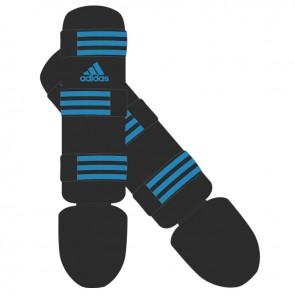 adidas Scheenbeschermers Good Zwart/Blauw