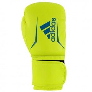 adidas Speed 50 (Kick) Boxhandschuhe gelb/blau