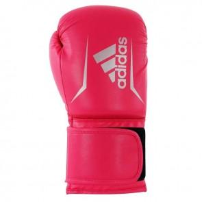 adidas Speed 50 (Kick)Boxhandschuhe pink/silber