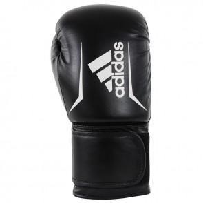 adidas Speed 50 (Kick) Boxhandschuhe Schwarz / Weiß