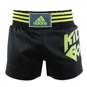 adidas KickBoxshort SKB02 Schwarz/Gelb