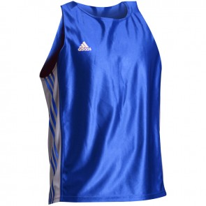 adidas Amateur Boxing Tank Top blau / weiß