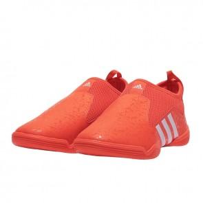 adidas Taekwondo Schuhe The Conestant Rot / Weiß