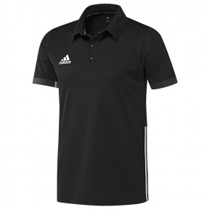 adidas T16 Team Polo Youth Zwart