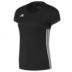 adidas T16 Team T-Shirt Frauen Schwarz