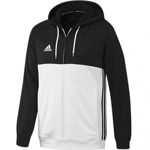 adidas T16 Team Hoodie Schwarz/Weiß