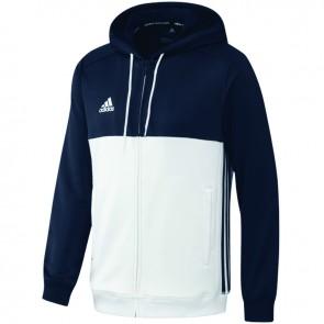 adidas T16 Team Hoodie Blau/Weiß