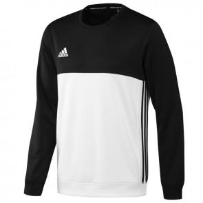 adidas T16 Crew Sweater Männer Schwarz