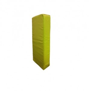 Armpad 45 x 20 x 15 cm Gelb