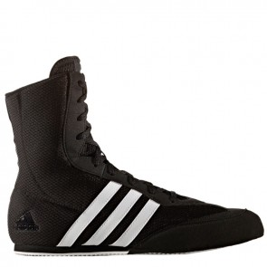 adidas Boxschuhe  Box-Hog 2 Schwarz/Weiß