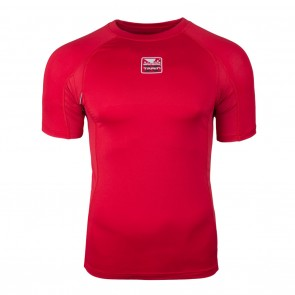 BadBoy X-Train Compression Shirt / Rashguard Rood