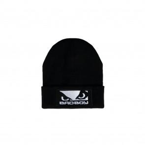 BadBoy Muts Zwart/Wit Logo