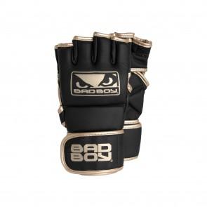 BadBoy MMA Handschoenen Met Duim Zwart/Goud