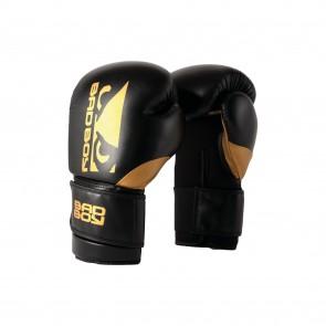 BadBoy (kick)bokshandschoenen Zeus Zwart/Goud
